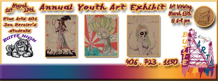 Annual Youth Art Exhibit